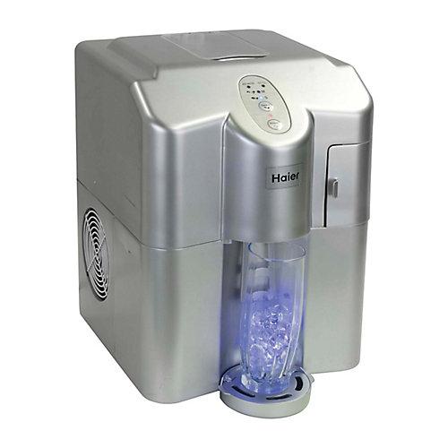 Portable / Distributeur fabricant de glace de comptoir