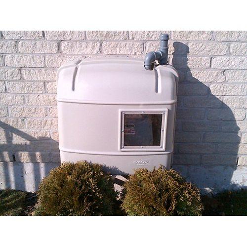 Retro Gas Meter Cover (2-Pack)