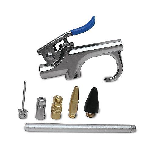 7-Piece Air Blow Gun Kit