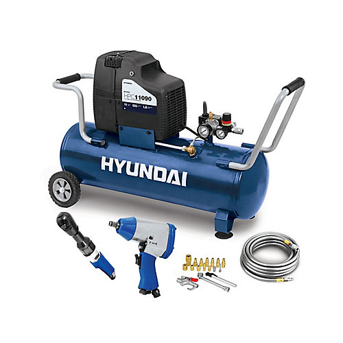 Compresseur portatif Hyundai HPC11090