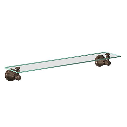Bradshaw Glass Shelf - Oil Rubbed Bronze