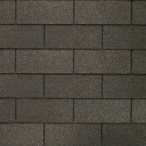 Bardeaux WeatherMax® WeatherMax® Weathered Gray 3-Tab (33,3 pi2 par paquet)