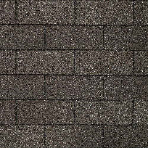 GAF Marquis WeatherMax® Weathered Gray 3-Tab Shingles (33.3 sq. ft. per Bundle)