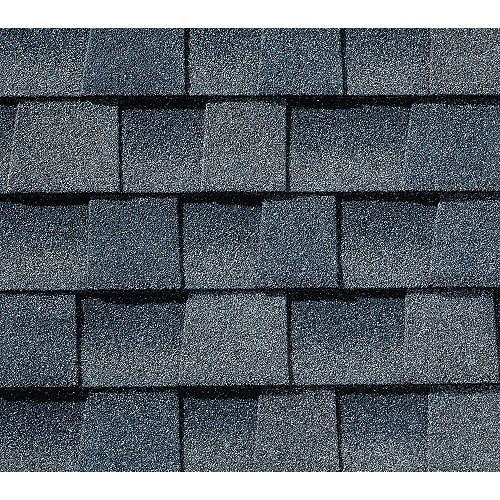 Timberline Lifetime Ultra HD Biscayne Blue Shingles