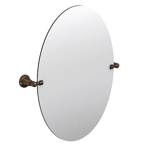 Bradshaw Pivoting Mirror - Oil Rubbed Bronze