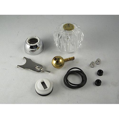 Replacement Rebuild Kit for Delta/Peerless Single Handle Lavatory Faucet