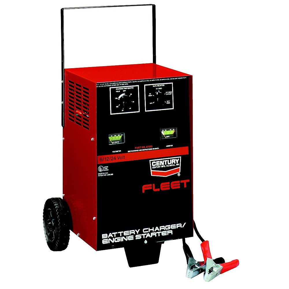 Lincoln Electric Century Charger 60A Fleet ( 87603 )
