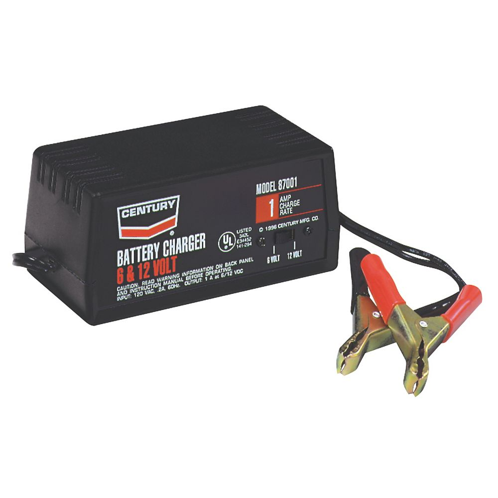 Lincoln Electric Century Charger 1A 6/12V ( 87001 )
