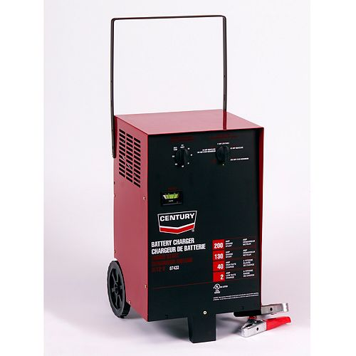 Chargeur Century 40/2/200A (87422)