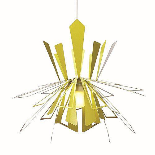 Bendant Pendant Lamp couleur Chartreuse (vert-jaune)