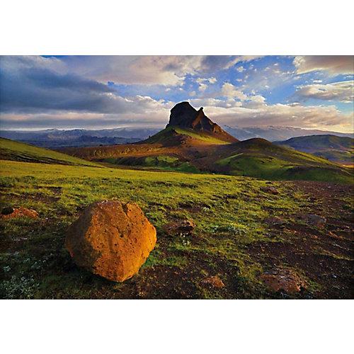 Murale Islande 6 pi. x 4 pi. 2 po.