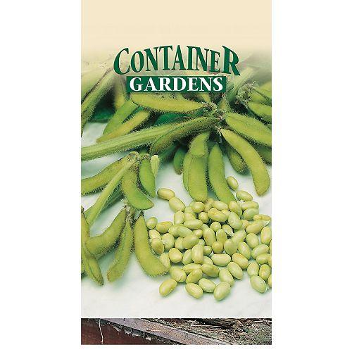 Bean Edamame (Soy) Butterbeans Seeds