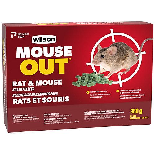 Boulettes de rodenticide Predator