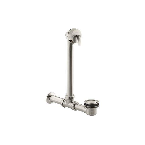 KOHLER Iron Works(R) Exposed Bath Drain For Above-The-Floor Installation