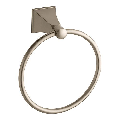Memoirs(R) Towel Ring With Stately Design