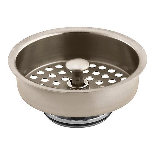 Duostrainer(R) Sink Basket Strainer