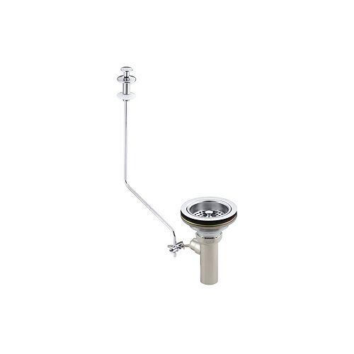 KOHLER Duostrainer(R) Sink Strainer With Tailpiece And Pop-Up Drain