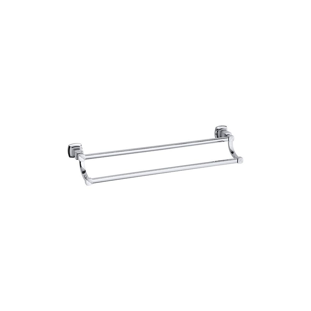 KOHLER Margaux(R) 24 Inch Double Towel Bar
