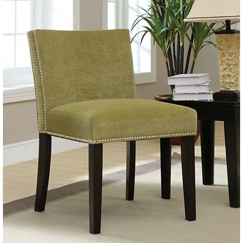 Nadia Accent Chair - Green