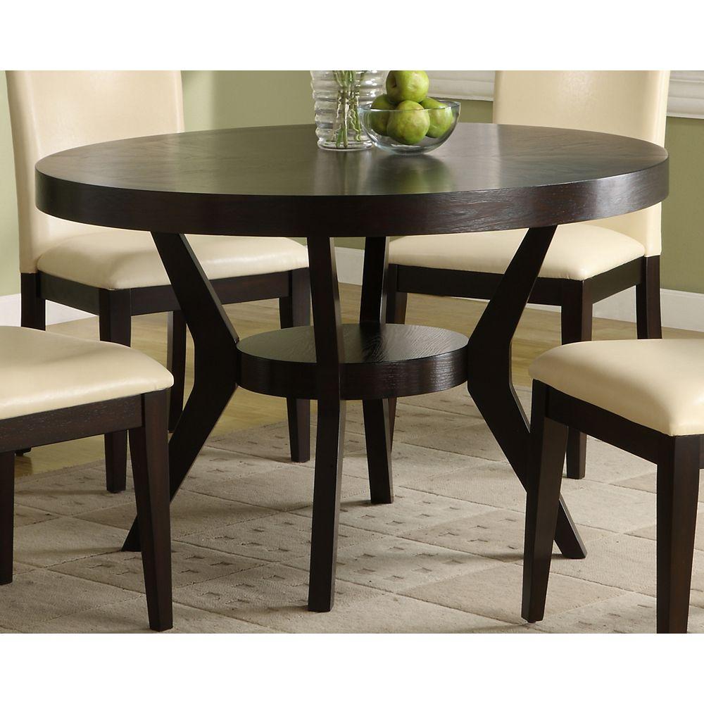 Worldwide Homefurnishings Inc. Hugo Dining Table
