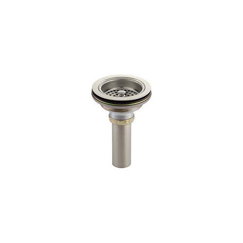 Duostrainer(R) Sink Strainer With Tailpiece