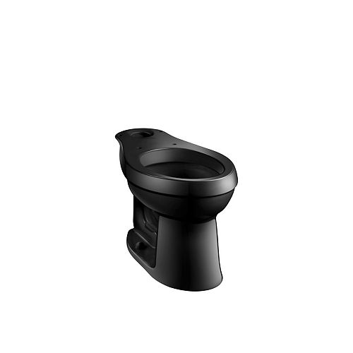 Cimarron Comfort Height Elongated Toilet Bowl with Class Five Flushing Technology