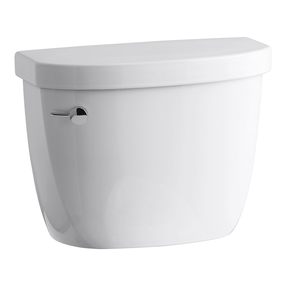 KOHLER Cimarron 1.28 GPF Single Flush Toilet Tank Only