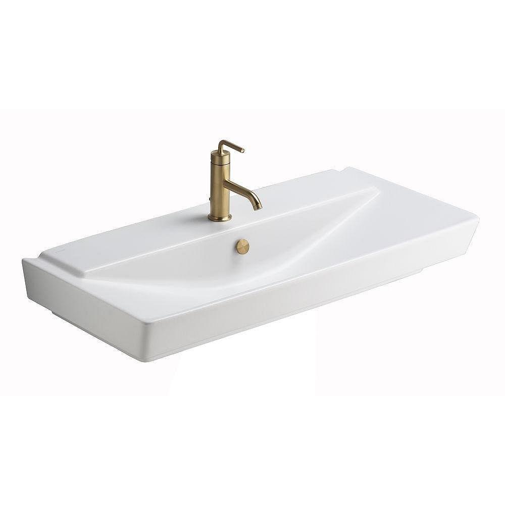 KOHLER Rêve 39-inch Bathroom Sink