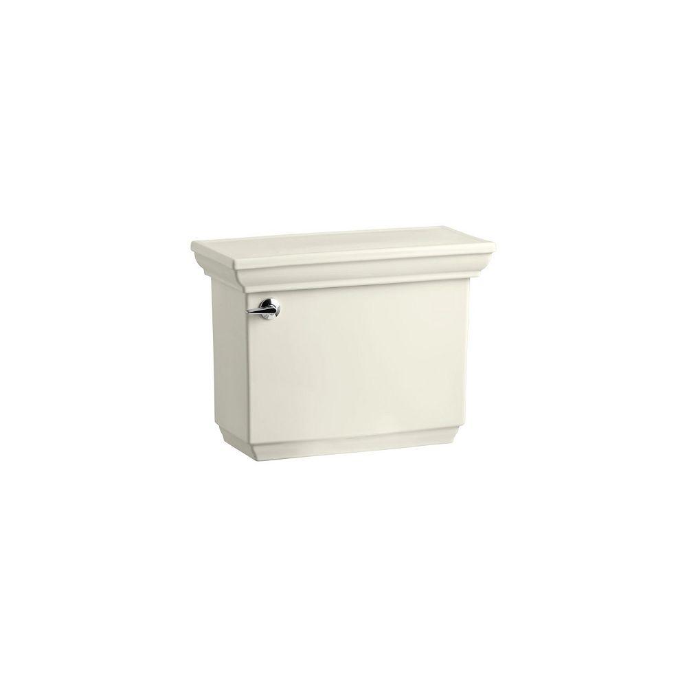 KOHLER Memoirs 1.28 GPF Single Flush Toilet Tank Only in Biscuit