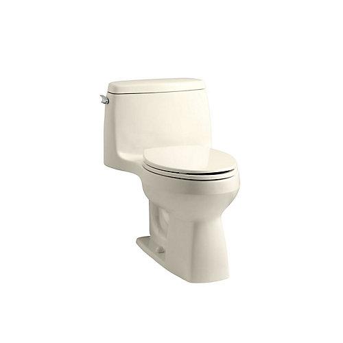 Santa Rosa 1-piece 1.28 GPF Single Flush Elongated Bowl Toilet