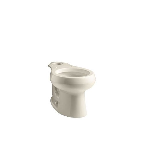 Wellworth Round Bowl Toilet Bowl Only