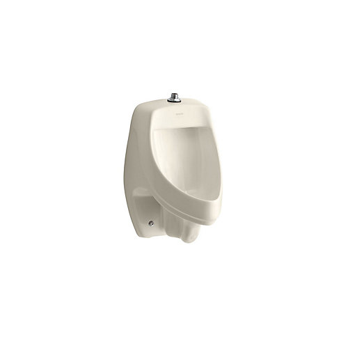 Dexter Elongated Urinal with 3/4-inch Top Spud