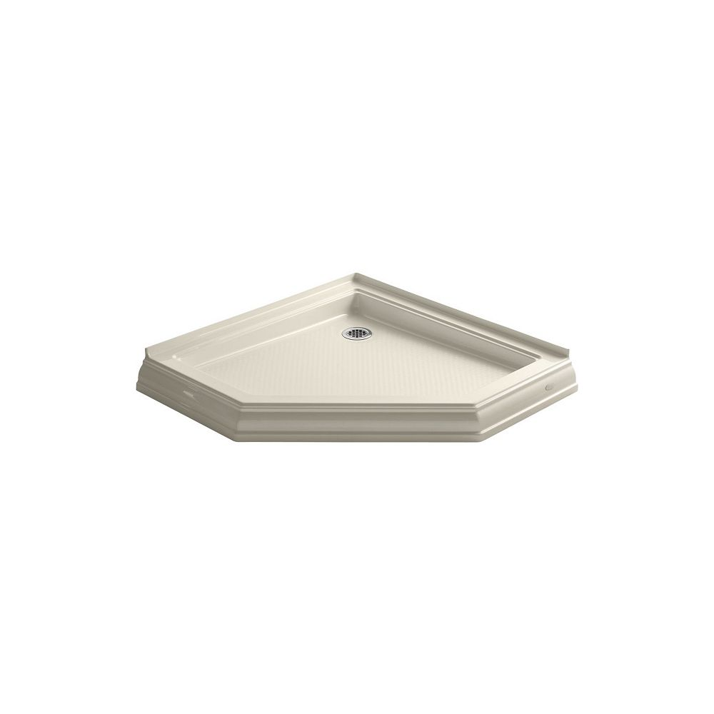 KOHLER Memoirs(R) Neo-Angle Shower Receptor, 42 Inch X 42 Inch