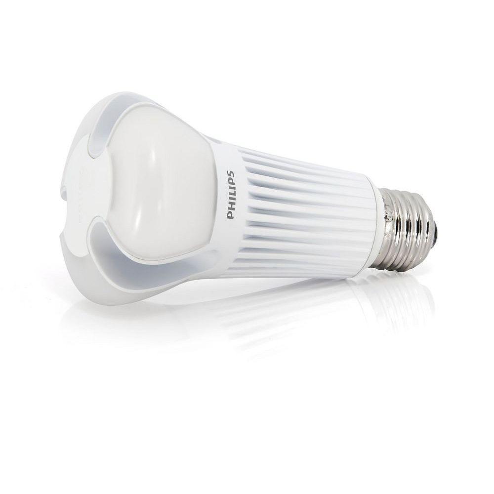 Philips LED 19W = 100W A-Line (A19) Soft White (2700K)