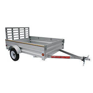Utility Trailers & Carts
