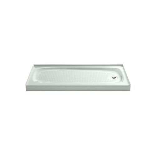 KOHLER Salient(R) Receptor With Right-Hand Drain, 60 Inch X 30 Inch