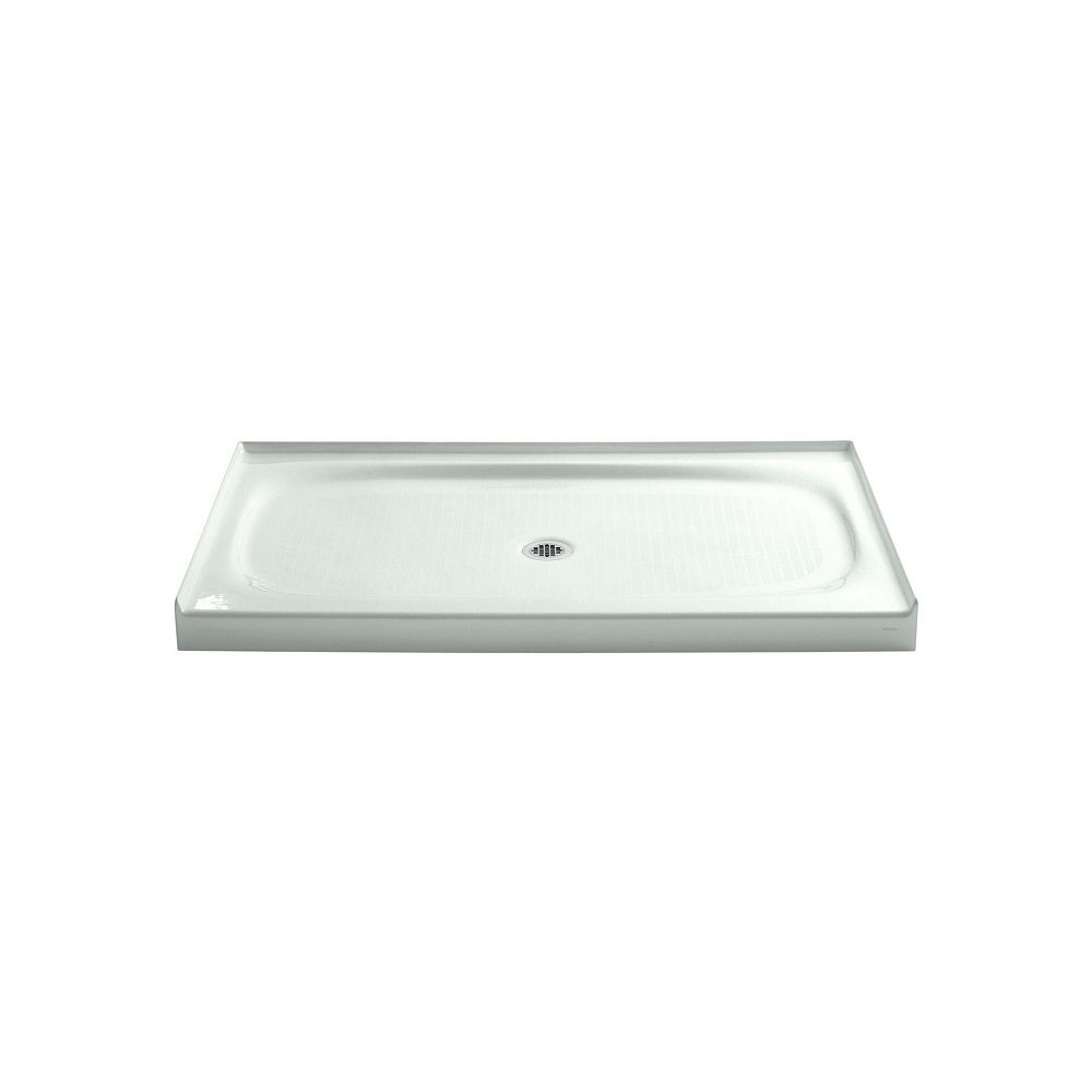 KOHLER Salient(R) Receptor With Center Drain, 60 Inch X 36 Inch