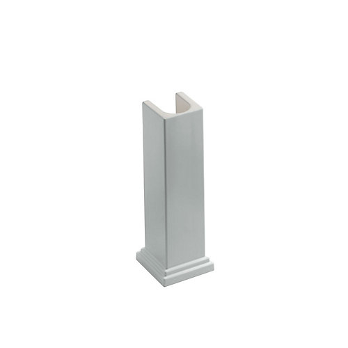 Tresham Pedestal in Ice Grey