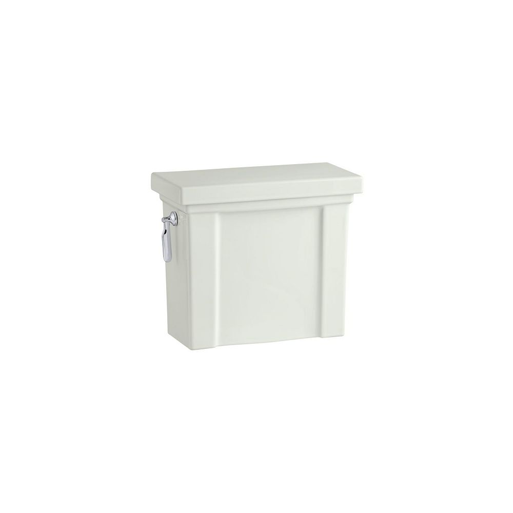 KOHLER Tresham 4.8 LPF Single-Flush Toilet Tank Only in Dune