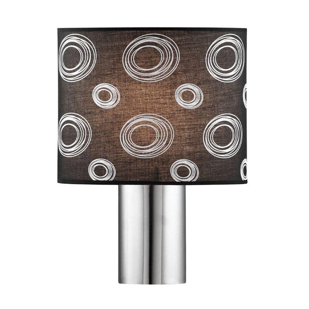 Zuo Modern Lampe de Table Twilight Noir