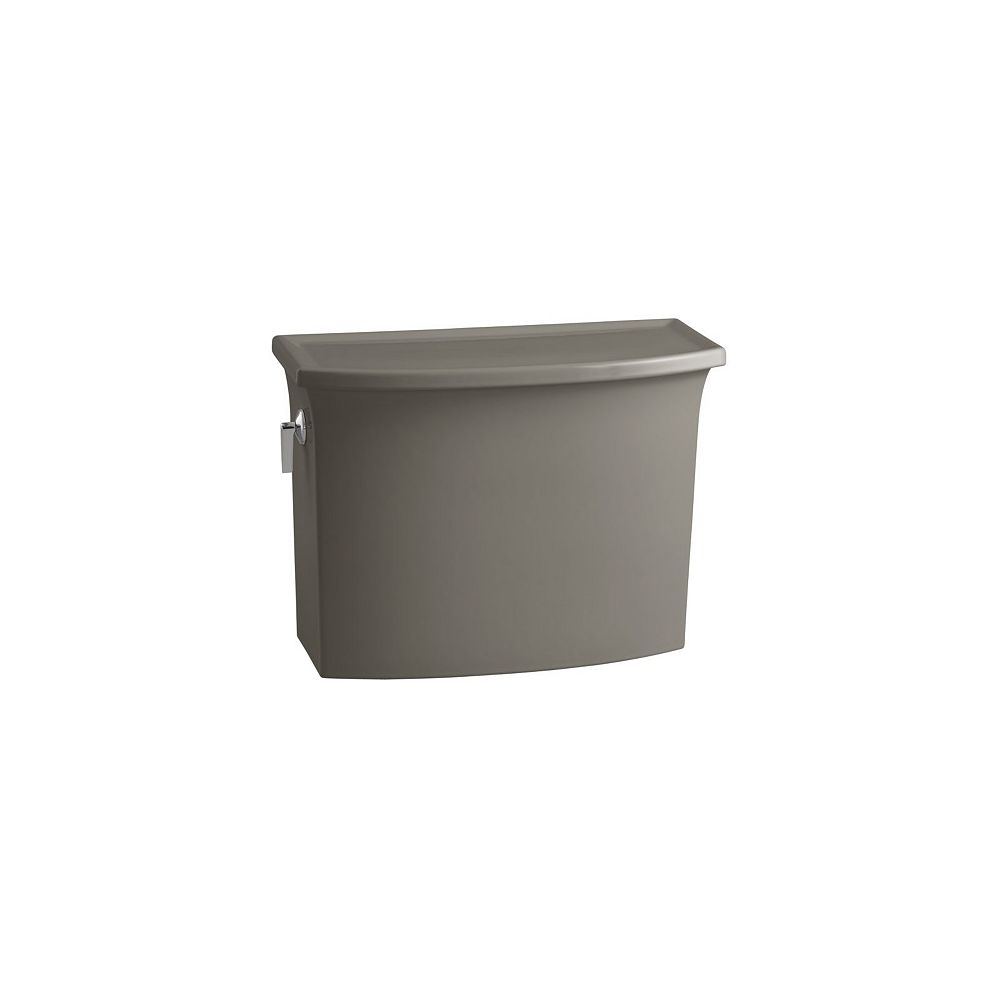 KOHLER Archer 1.28 GPF Single Flush Toilet Tank Only in Cashmere