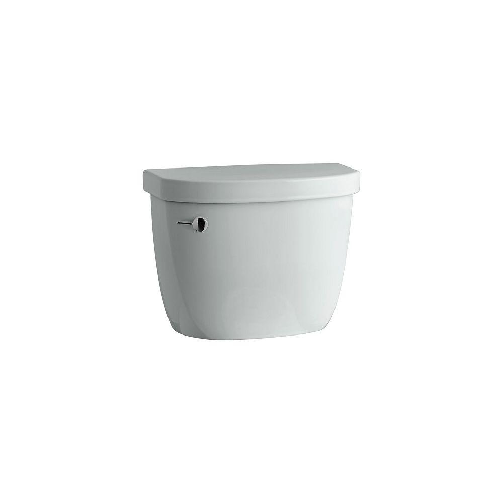 KOHLER Cimarron 1.28 GPF Single Flush Toilet Tank Only in Ice Grey