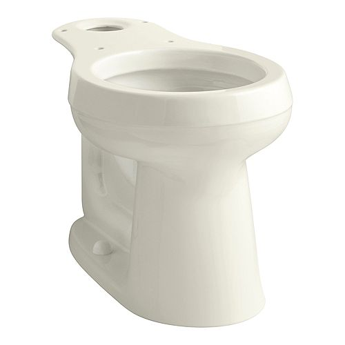 Cimarron Comfort Height Round-Front Toilet Bowl Only