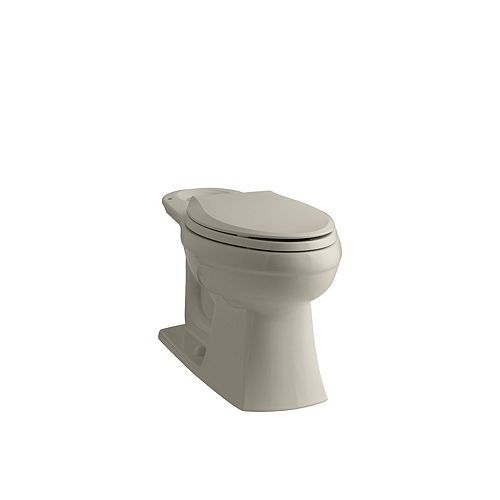 Kelston Elongated Toilet Bowl Only