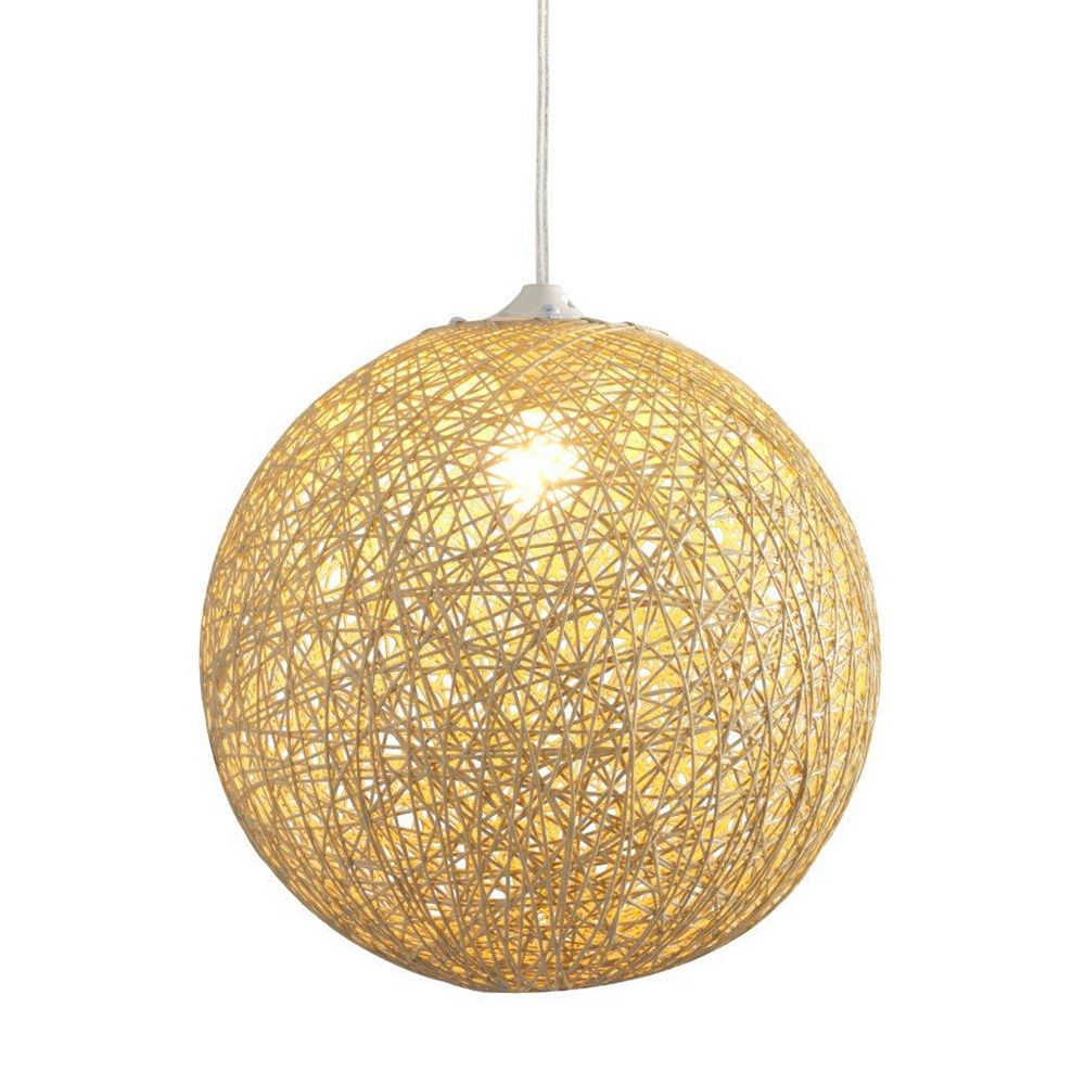 Zuo Modern Lampe Suspendue Continuity Beige