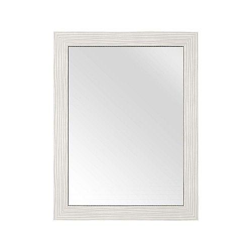 Miroir Contour White de Textures Collection