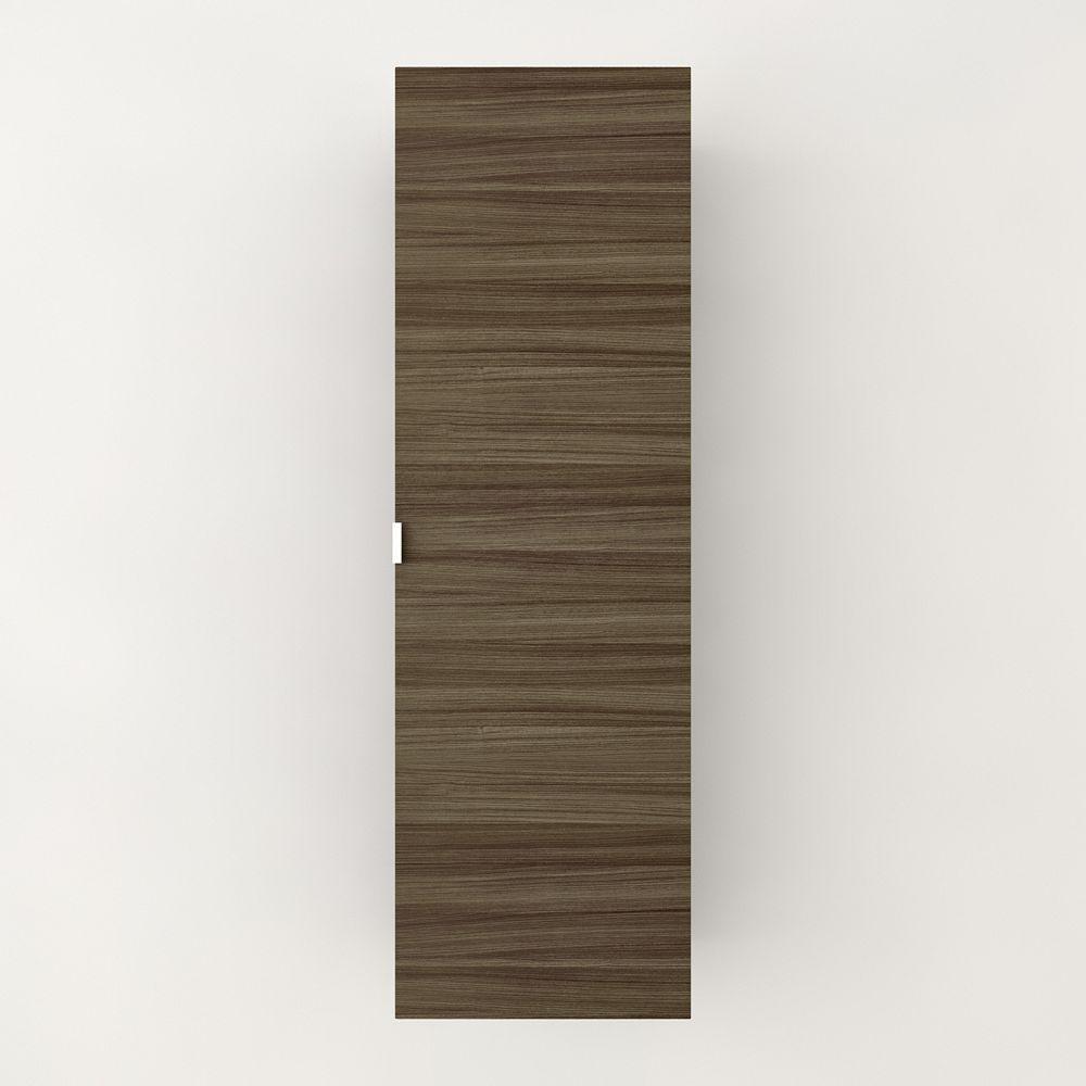 Cutler Kitchen & Bath Armoire à linge Driftwood de Textures Collection