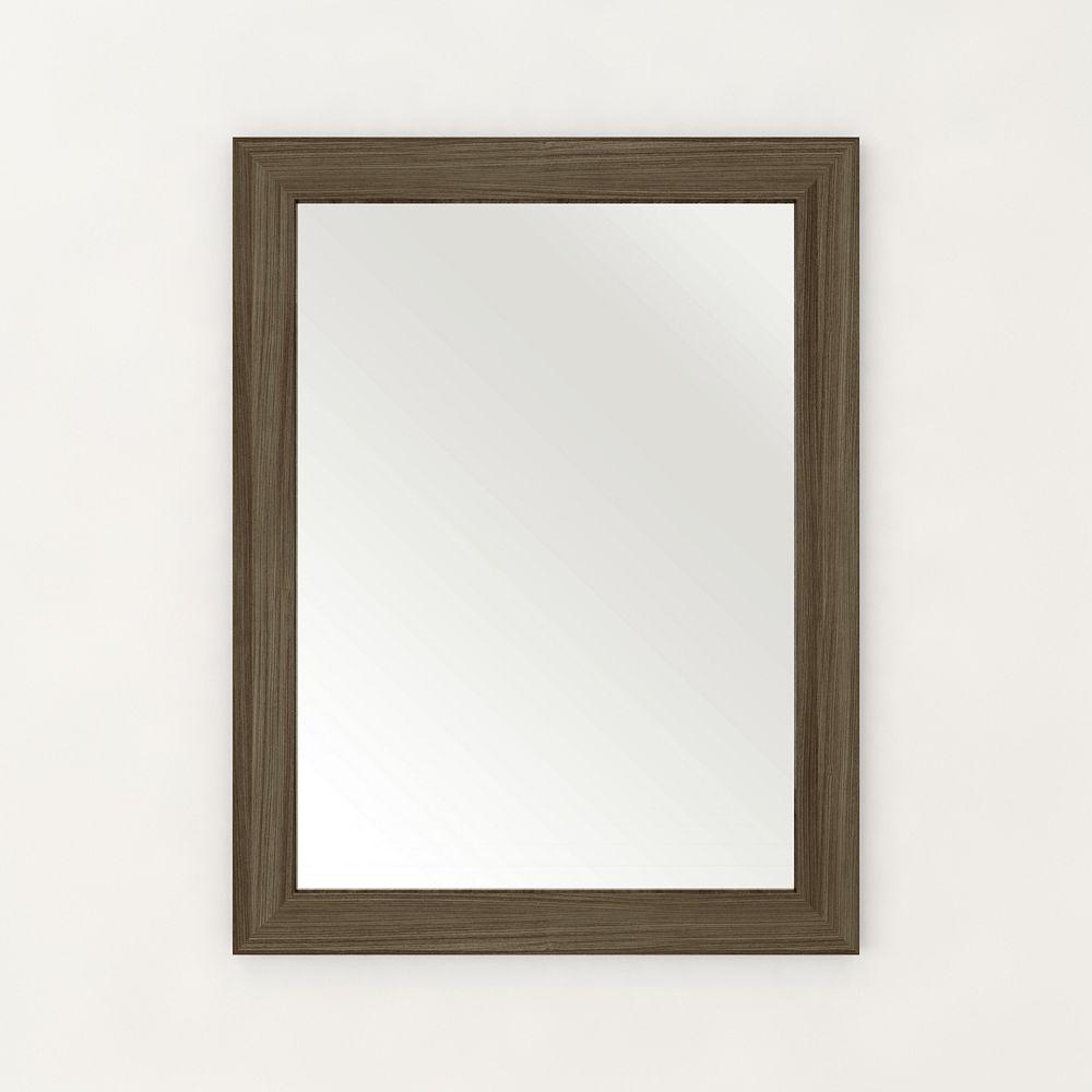 Cutler Kitchen & Bath Textures Collection Driftwood Mirror