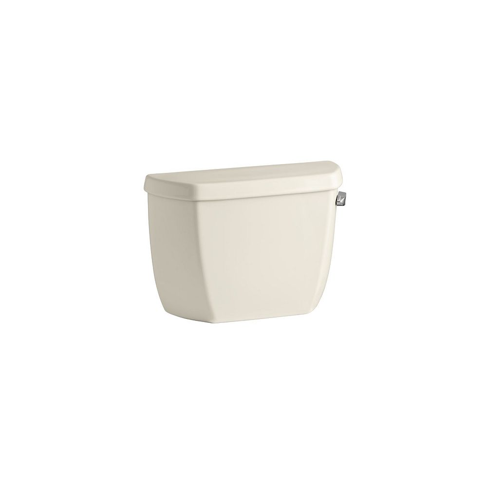 KOHLER Wellworth Classic 1.28 GPF Single Flush Toilet Tank Only