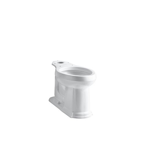 Devonshire Comfort Height Elongated Toilet Bowl Only